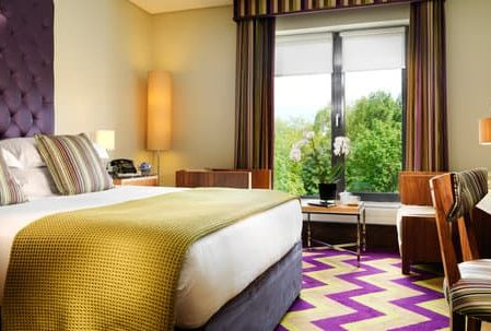 Superior Room with view of St Stephens Green