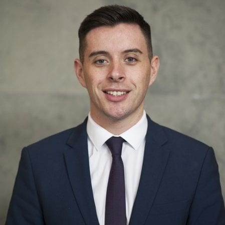 Johnathan McDonagh, Meetings & Events Executive