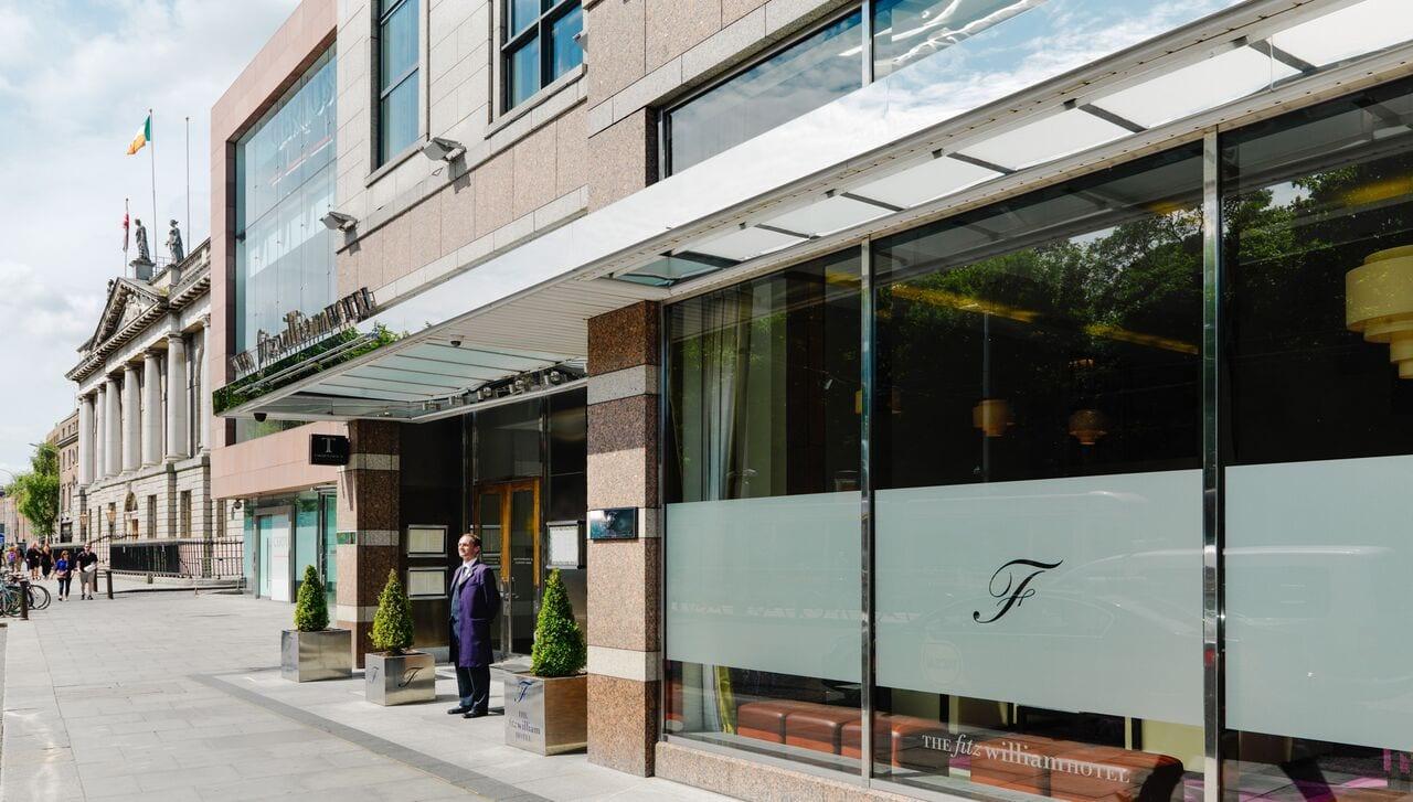 Watch The Fitzwilliam Hotel Dublin Video