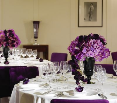 Private Dining at The Fitzwilliam Hotel Dublin