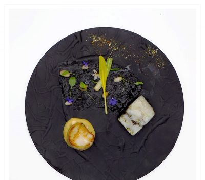 Scallop Terrine - Thornton's Restaurant