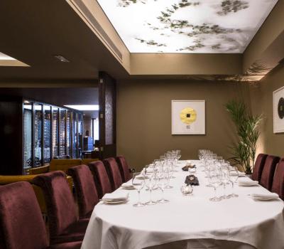 Thornton's Restaurant Dublin