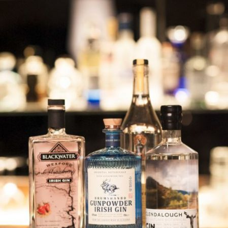 Gin Selection Available at Inn on the Green