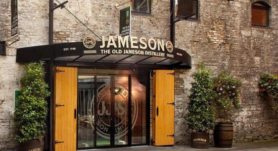 Old Jameson Distillery Dublin