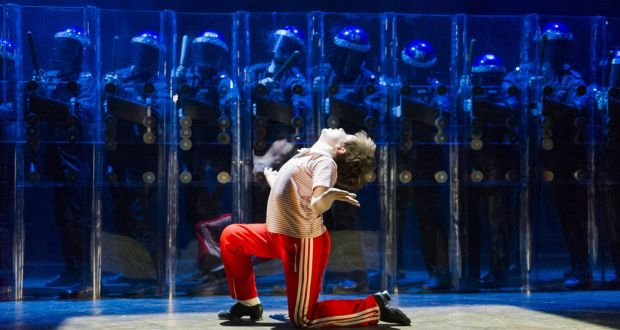 Billy Elliot Musical Dublin