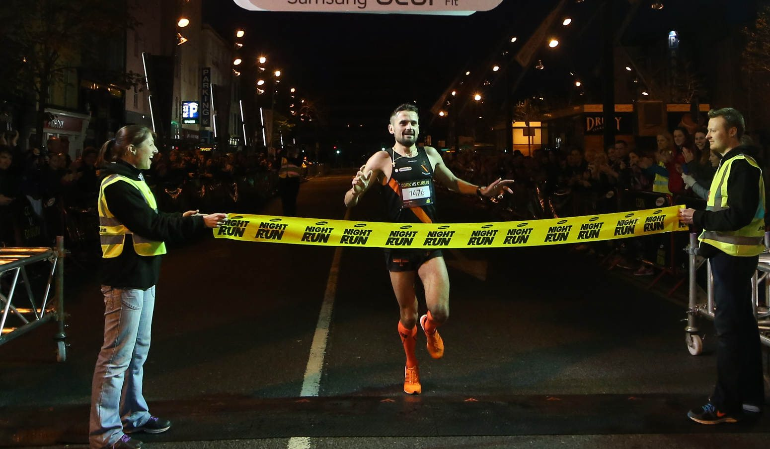 Dublin Night Run 2016