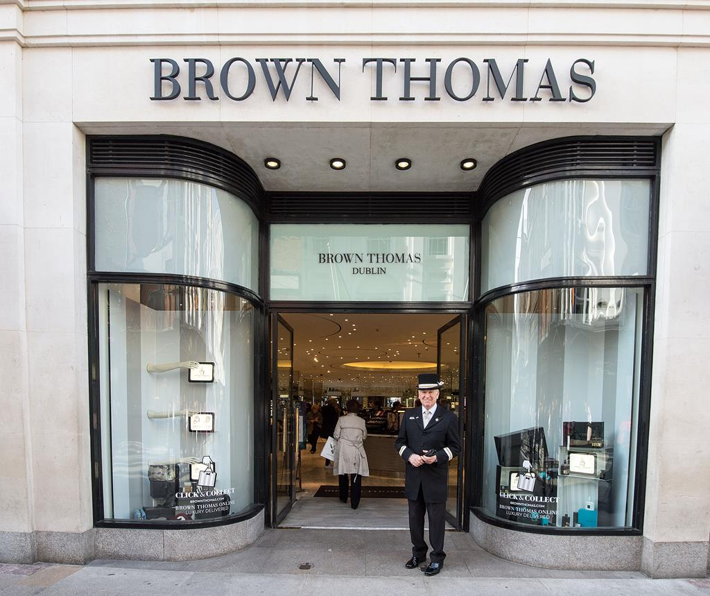 Brown Thomas Grafton Street