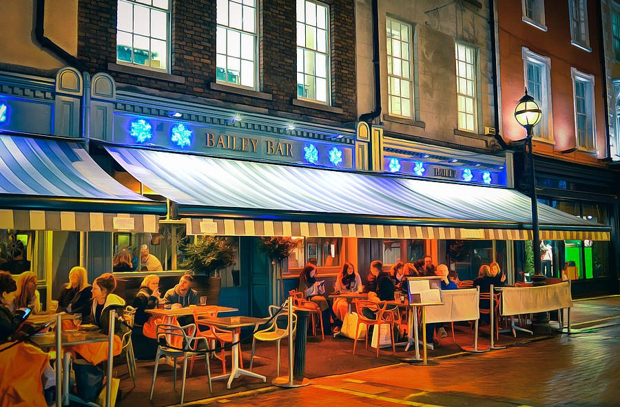 Bailey Bar Dublin