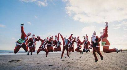 Santa Dash Dublin