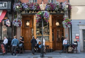 Palace Bar Dublin