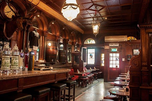 The Stag's Head Pub Dublin