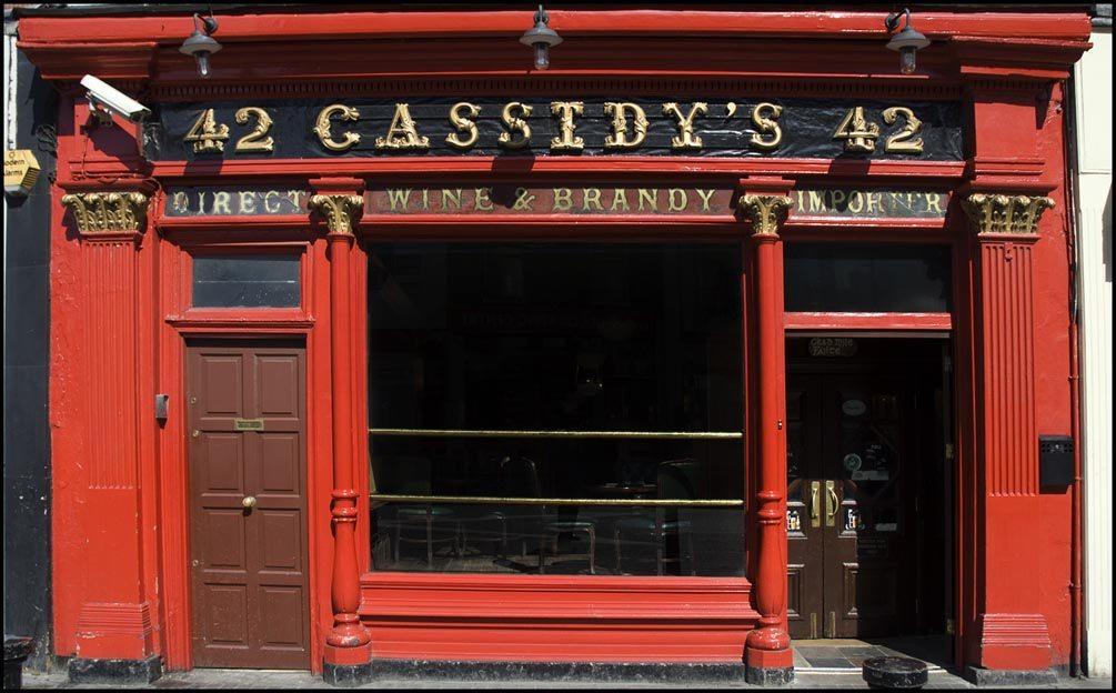 Cassidy's Pub Dublin