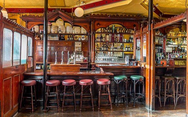 Kehoe's Pub Dublin