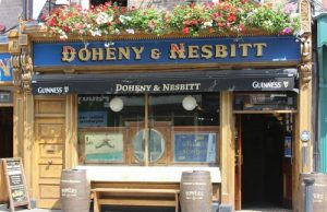 Doheny & Nesbitt's Pub Dublin