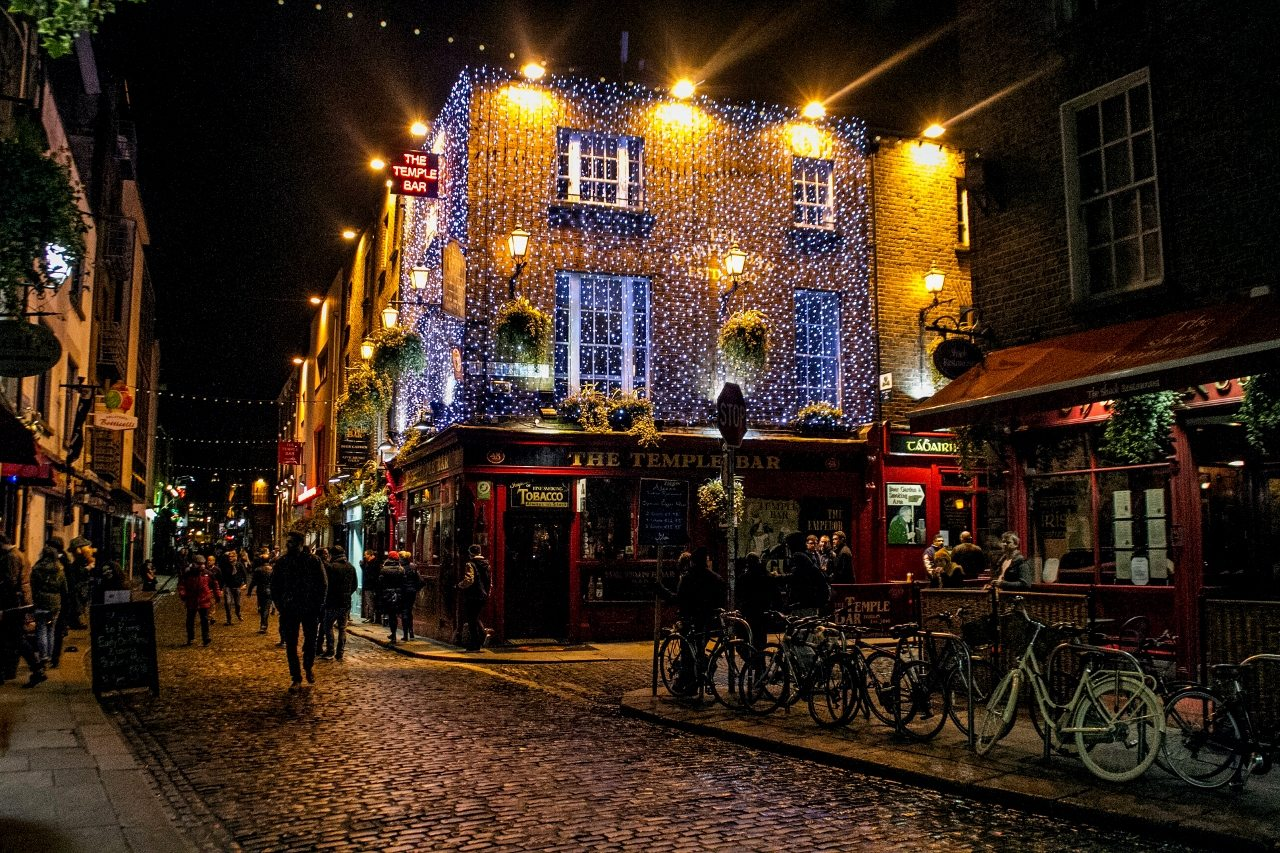 Temple Bar TradFest 2016