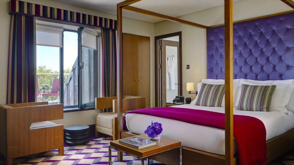 Fitzwilliam Hotel Deluxe Premium Balcony Room