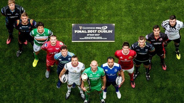 Guinness Pro 12 Rugby
