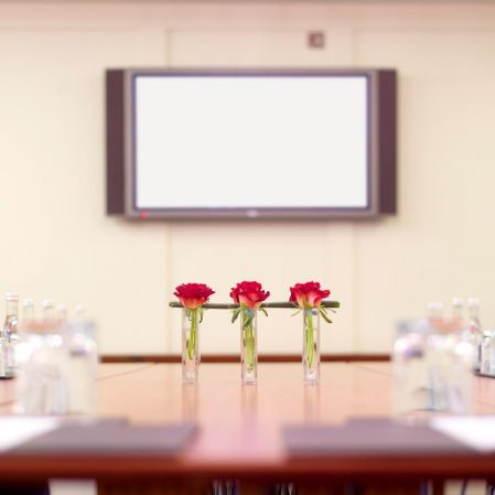 Meeting Rooms at The Fitzwilliam Hotel Dublin