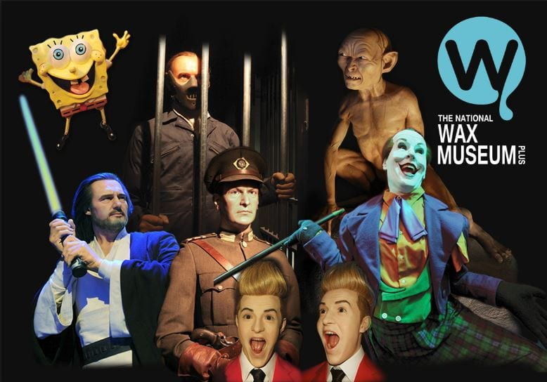 National Wax Museum Plus Dublin