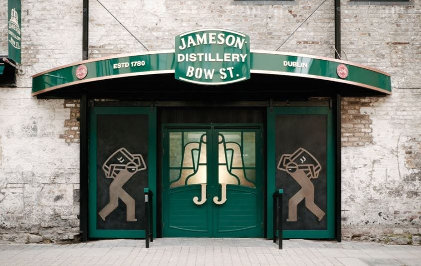 Jameson Distillery Dublin 2017