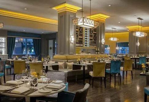 Morelands Grill Restaurant in Dublin