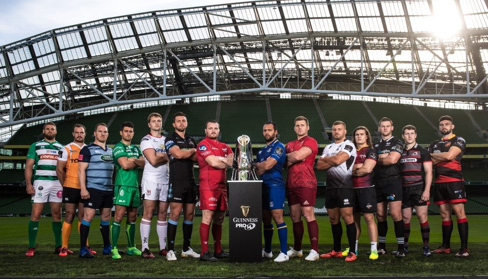 Guinness Pro 14 Rugby